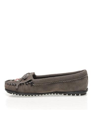 Mınnetonka Ayakkabı Gri